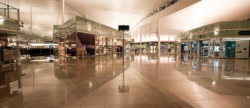 Aeropuerto de Barcelona, Aeroporto di Barcellona